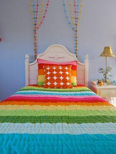 Http Www Pinterest Com Explore Rainbow Bedroom