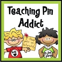 Teaching Blog Addict: Are you a teaching pin addict?