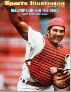 Johnny Bench, Cincinnati Reds, 1972