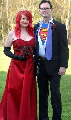 Las bodas de disfraces pueden ser temáticas o a elección de los invitados.