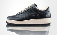 Fragment Design x Nike Air & Lunar Force 1