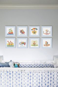 Baby walls cuadros para ni os on pinterest - Cuadro habitacion bebe ...