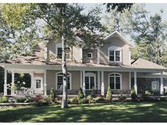 country houses, dream homes, hous plan, inside houses, dream hous, wrap around porches, bedroom, farm houses, house plans