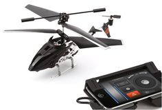 Griffin Helo TC iphone controled Helicopter. Price $53.99