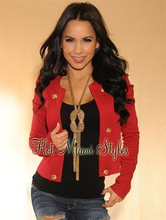 $39.99: Take any look from simple to bold and chic in this blazer.