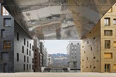 Office building - ZAC Lyon Confluence - Lyn