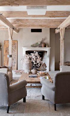 Living Room - Den - Family Room