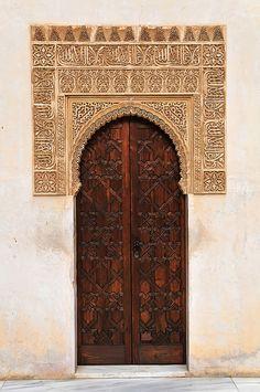 Alhambra castle, Granada, Spain