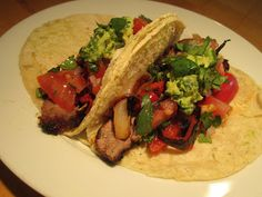 Flank Steak Tacos Recipe – The Lemon Bowl