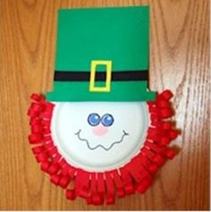 St. Patties day craft