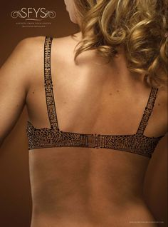 """STRAPPED FOR COMFORT? EXPERT PROVIDES BRA-FITTING ADVICE TO MAKE SURE THE CUP DOESN'T RUNNETH OVER.   As all women know, there are few bigger don'ts than bra bulges. Yeeek. And with layering hotter than ever this spring, probably the most all-important layer is the first one.""""The key to looking great is to start with the proper foundation,"""" says Pattie Ficorilli, bra-fitting expert for Maidenform, who gives five tips for getting it right underneath it all 1. Strength in numbers:"""