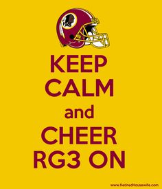 Show your support for the #Redskins & #RGIII's #OperationPatience!  #HTTR #LiveIt