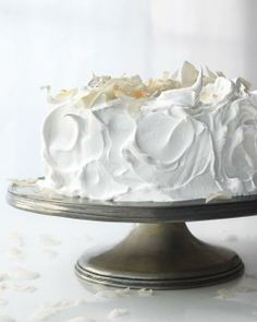 Easter Desserts // Raspberry White Cake Recipe