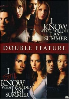 """""""I Know What You Did Last Summer"""" & """"I still know what you did last summer"""" - Jennifer Love Hewitt"""