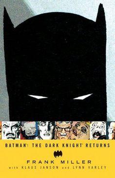 The Dark Knight Returns  by Frank Miller, Klaus Janson (Illustrator), Lynn Varley (Illustrator). What an excellent book!!! http://www.barnesandnoble.com/w/dark-knight-returns-frank-miller/1101890655
