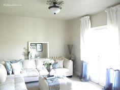 Cute room, living room