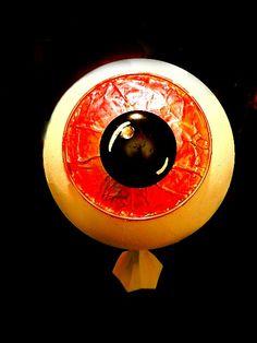 Halloween Inspiration 5 : The Eye Ball