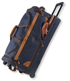 Sportsman's Drop-Bottom Rolling Gear Bag, Extra-Large: Gear Bags | Free Shipping at L.L.Bean