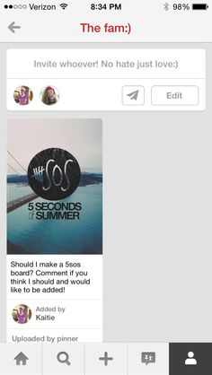 Does Anybody wanna join this new board?:)