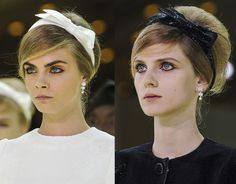 Louis Vuitton Bringing Back the Beehive!
