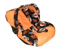 Sf Giants Car Seat Covers