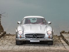 A rare piece of beauty! This Ultra-Rare AMG Mercedes-Benz 300SL Up For Sale. Find out more by hitting the image