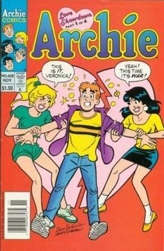 Loved Archie comics!