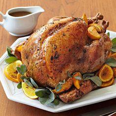 dinner, food recip, thanksgiving turkey, roast turkey, turkey recip, thanksgiv recip, fall holidays, pan gravi, golden roast