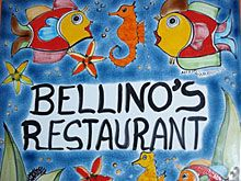 Bellino's Italian Restaurant- Rockport, TX