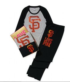 SF Giants Lounge wear