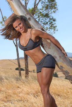 Stunning.. love it   <3 <3 #fitness #women #sexy #hardbodies
