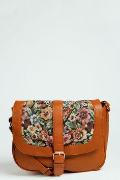 Kimberly Tapestry Shoulder Bag