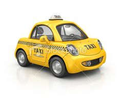 Paga Design's iStock - great little taxi