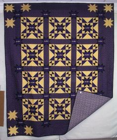 Another Crown Royal quilt pattern. This one may be out of my sewing skill league.