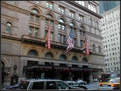 Carnegie Hall in New York City.  How do I get to Carnegie Hall?  Answer, Practice, practice, practice! Yes! Yes! Yes! We did and we made it!