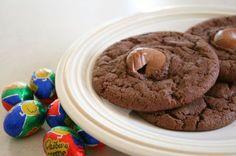 Cadbury Creme Easter Cookie