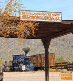 Stagecoach - Old Tucson Studios - Arizona