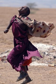 joy of Africa by Pedro Oliveira