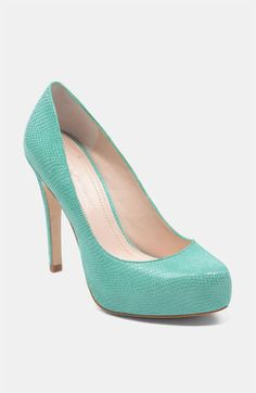 Just ordered these!! BCBGeneration 'Parade' Pump available at #Nordstrom