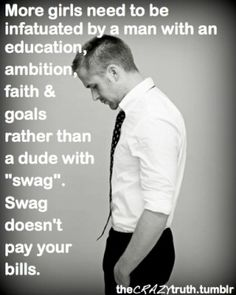 Swag doesn't pay the bills