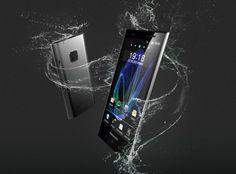 Panasonic Eluga (no relations to the Beluga) Unveiled. A waterproof, dustproof smartphone