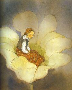 Thumbelina: Lisbeth Zwerger