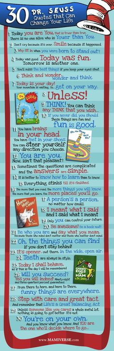30 Dr. Seuss Quotes That Can Change Your Life | Everyday Theology