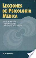 Lecciones de psicología médica / López Ibor, J. J.  http://mezquita.uco.es/record=b1414595~S6*spi