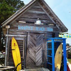 Woody's BBQ | Chincoteague Island voted #1 America's Happiest Seaside Town 2014 by @coastalliving