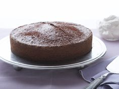 Flourless Chocolate Cake Recipe : Food Network Kitchen : Food Network - FoodNetwork.com