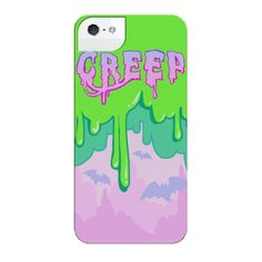CREEP IPHONE CASE at Shop Jeen | SHOP JEEN