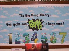 Creation - The Big Bang Theory