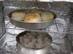 box oven baking