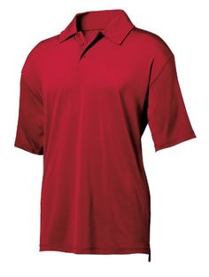 Fila Golf Americano Polo (Men's) made from 92% recycled polyester. Moisture wicking and anti-bacterial fabric.